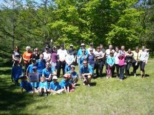 First Annual Take a Hike for Headwaters
