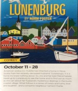 Lunenberg Theatre Orangeville