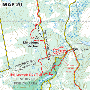 Melodonna Side Trail