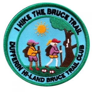 Young Hiker Badge